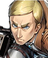 Desperate Officer Erwin