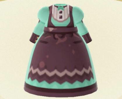 Chocolate mint maid dress.jpg