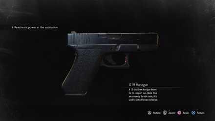 G19 Handgun image