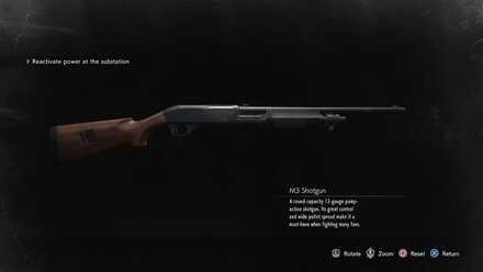 M3 Shotgun image