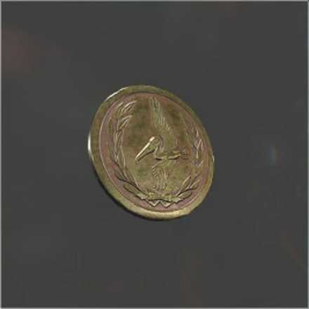Iron Defense Coin