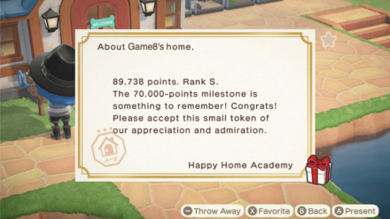 Happy Home Academy S Rank