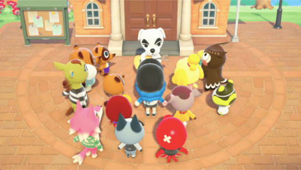 End-Game Checklist - K.K. Slider Show