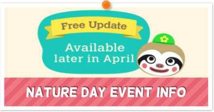 Nature Day Event Info