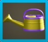 Golden Watering Can Image