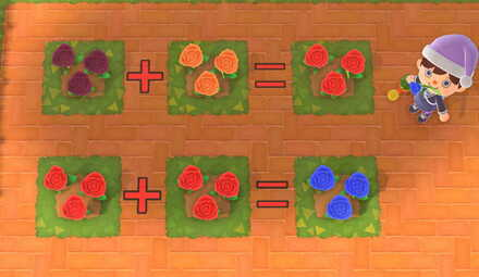 How To Make Blue Roses Acnh Animal Crossing New Horizons
