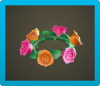 Cute Rose Crown Image