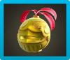 Gold Helmet Image