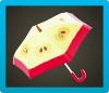 Apple Umbrella Icon