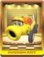 Yellow Turbo Birdo