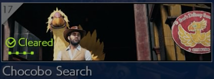 Chocobo Search
