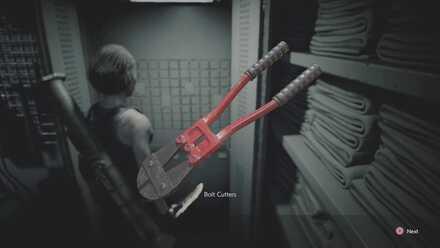Bolt Cutter image