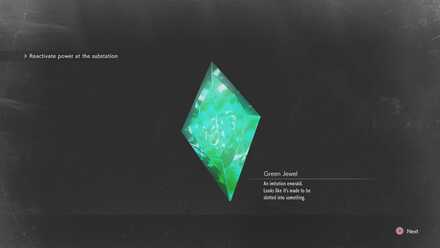 Green Jewel image