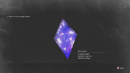 Blue Jewel image