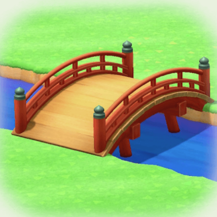 Red Zen Bridge