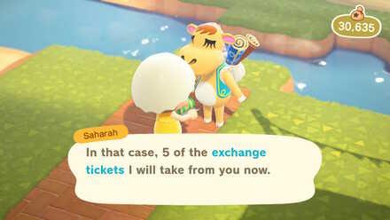give 5 Saharah tickets.jpg