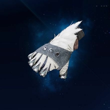 Feathered Gloves Image