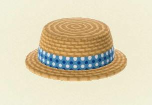Blue Check Straw Hat.jpg