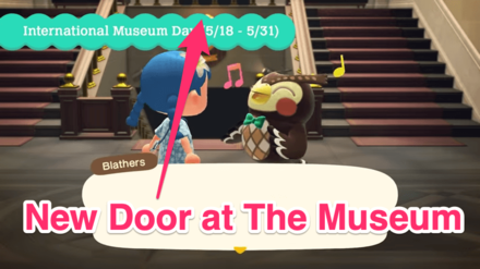 New Door at the Museum