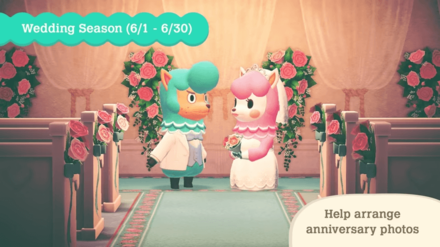 Cyrus and Reese - Our favorite Animal Crossing Couple