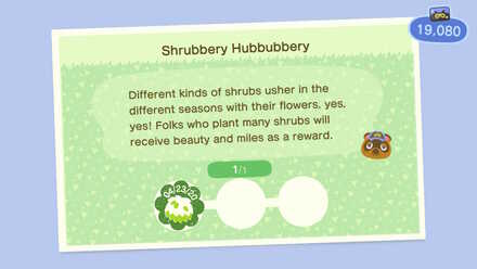 Shrubbery Hubbubbery Nook Miles Activity.jpg