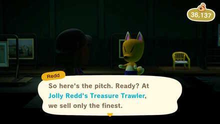 Jolly Redd
