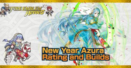 FEH New Year Azura Banner