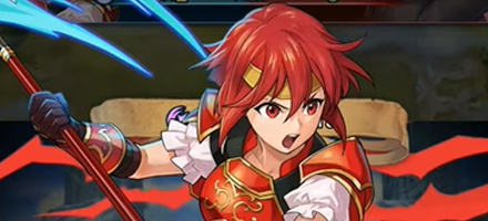 FEH Young Minerva Banner