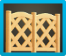 Lattice Fence Icon