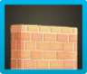 Brick Fence Icon