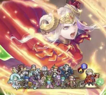 Edelgard: Flame Emperor Banner