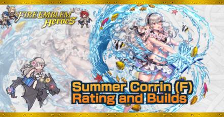 FEH Summer Corrin (F) Banner
