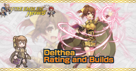 FEH Delthea Banner