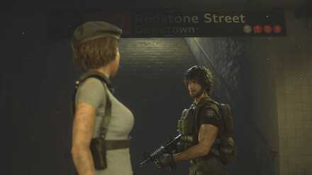 Downtown Walkthrough Resident Evil 3 Remake Re3 Game8