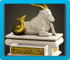 Capricorn Ornament Icon