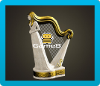 Virgo Harp Icon