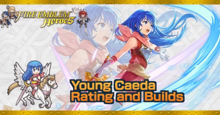 FEH Young Caeda Banner