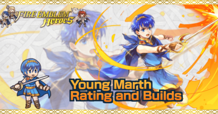 Young Marth Builds And Best Ivs Fire Emblem Heroes Feh Game8