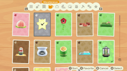 List Of Miscellaneous Diy Recipes Acnh Animal Crossing New Horizons Switch Game8