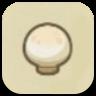 Round Mushroom Icon