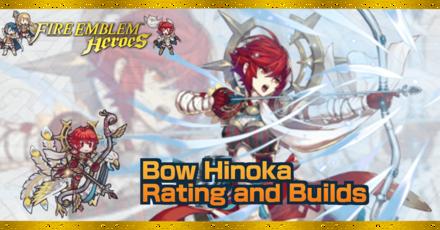 FEH Bow Hinoka Banner