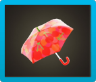 Cherry Umbrella Icon