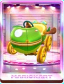Green Apple Kart