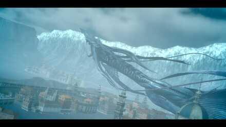 FINAL FANTASY XV_Leviathan