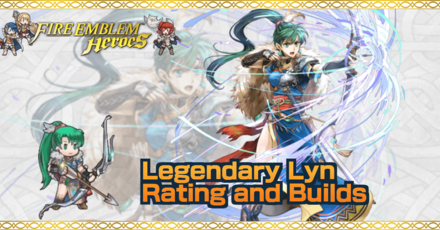 FEH Legendary Lyn Banner