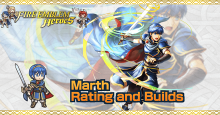 Marth Builds And Best Ivs Fire Emblem Heroes Feh Game8