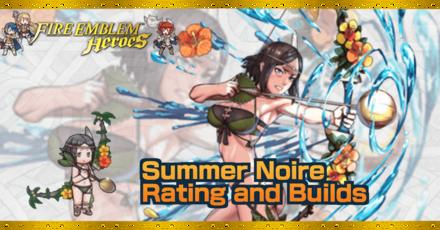 FEH Summer Noire Banner