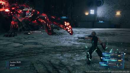 Casting Poison VS. Behemoth
