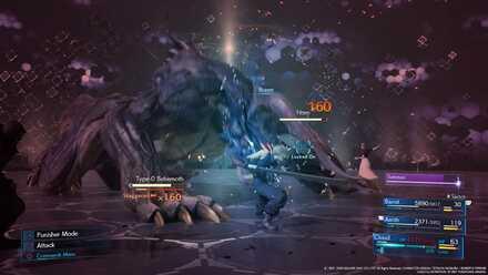 Vs. Monsters of Legends Behemoth