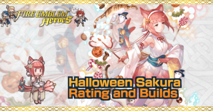 Halloween Sakura Image